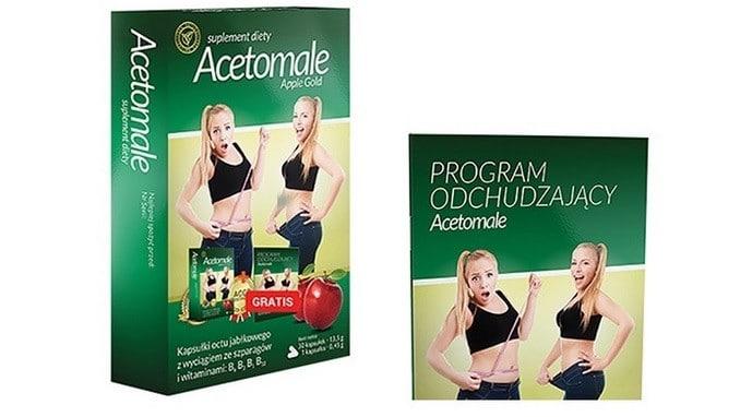 Acetomale  – Opinie, Działanie, Skład, Efekty Stosowania, Cena i Gdzie Kupić