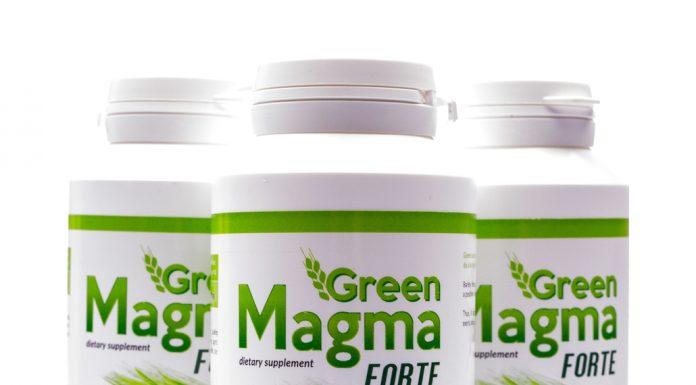 green magma młody zielony jęczmień sok 250 tabletek
