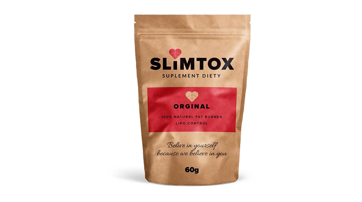 Slimtox – Opinie, Działanie, Skład, Efekty Stosowania, Cena i Gdzie Kupić