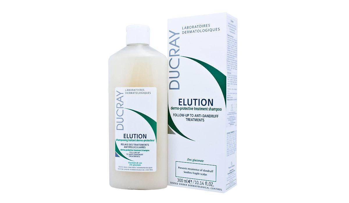 Ducray Elution – Aktywna Ochrona dla Włosów