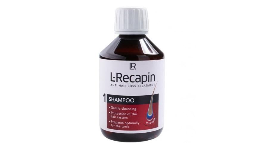 L-Recapin – Program Przeciw Wypadaniu i na Wzmocnienie Włosów