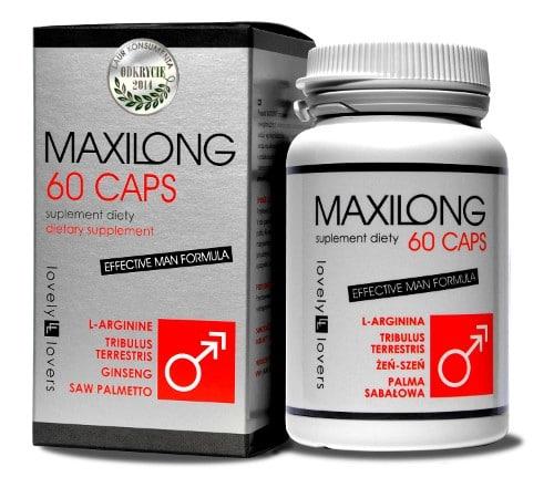 MaxiLong – opinie, efekty, działanie, skutki uboczne
