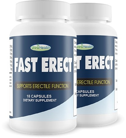 FastErect – efekty, działanie, skutki uboczne, opinie