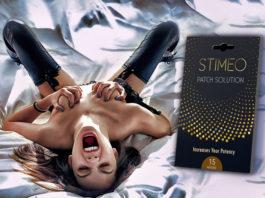 stimeo patch opinie