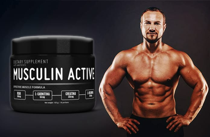 Musculin Active – Opinie, Działanie, Skład, Efekty Stosowania, Cena i Gdzie Kupić