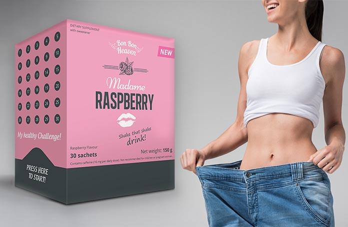 Madame Raspberry [-70%] Opinie, Skład, Efekty Stosowania, Cena i Gdzie Kupić