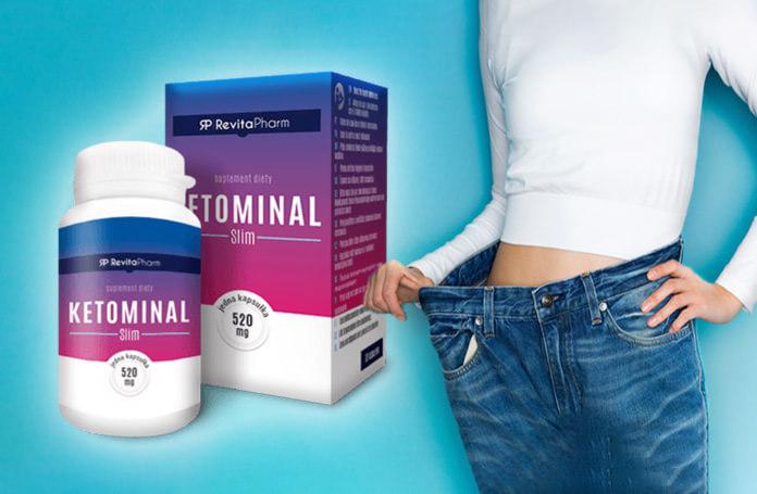 Ketominal Slim – Opinie, Skład, Efekty Stosowania, Cena i Gdzie Kupić