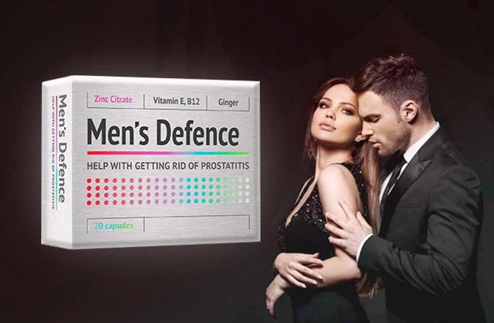 Men's Defence – Opinie, Skład, Efekty Stosowania, Cena i Gdzie Kupić