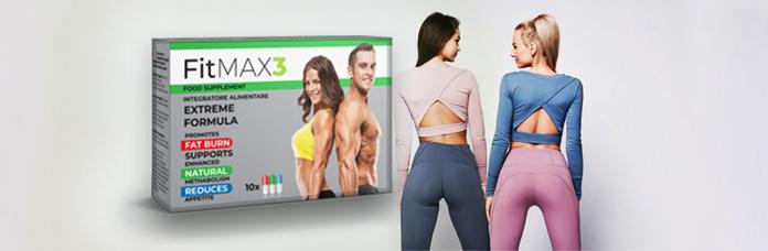 FitMax3 – Opinie, Działanie, Skład, Efekty Stosowania, Cena i Gdzie Kupić