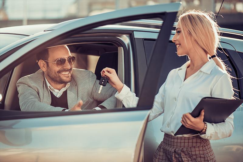 Leasing Samochodu Osobowego 2020
