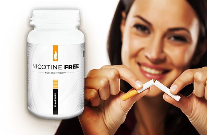 Nicotine Free – Opinie, Działanie, Skład, Efekty Stosowania, Cena i Gdzie Kupić