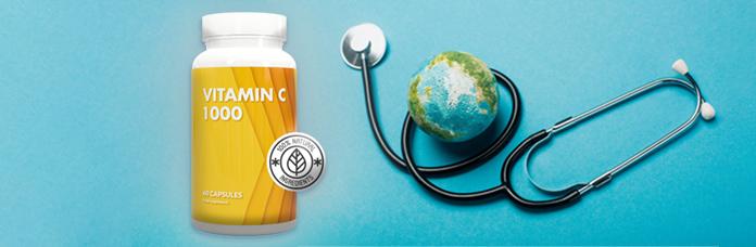 Vitamin C 1000 – Opinie, Skład, Efekty Stosowania, Cena i Gdzie Kupić