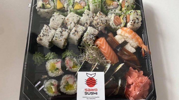 Sushi Kraków Saiko Sushi